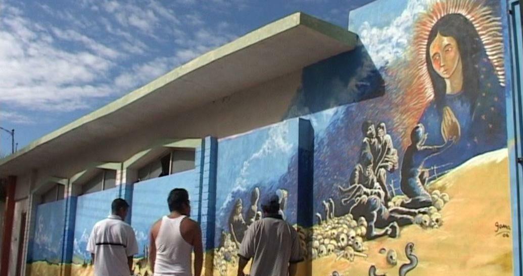 Au-delà du mur